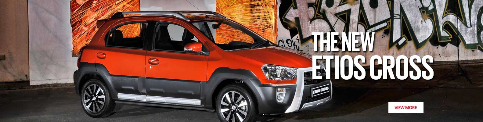 The New Etios Cross