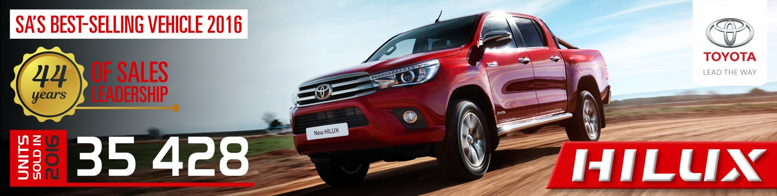 Hilux - Best Selling